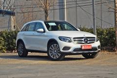 2017款奔驰GLC上市 售39.6-57.9万元