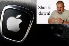 面对造车 不可一世的苹果居然退缩了
