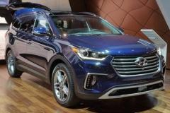 中型SUV换新颜 现代改款格锐即将发布