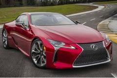 雷克萨斯6款新车将陆续上市 含2款旗舰车