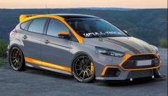 新福克斯RS推FULL-RACE版 动力提升
