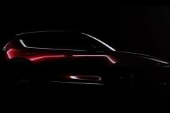 马自达新CX-5宣传图亮相 洛杉矶车展首发