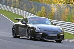 新保时捷911 GT3新增MT 提升驾驶乐趣