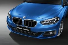 全新宝马1系运动轿车广州车展全球首发