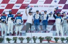亚洲勒芒珠海站 耀莱成龙程飞车队夺冠