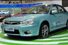 东南微型纯电动车将发布 采用新品牌标识