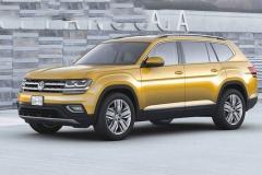 大众全新七座SUV将国产 或本月公开亮相