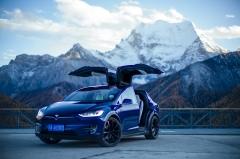 特斯拉MODEL X挑战高海拔终极攻略