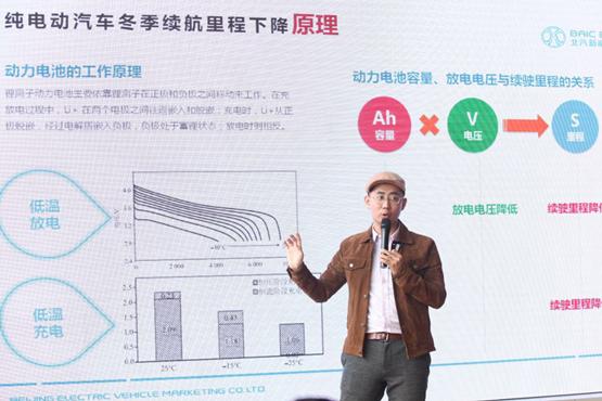 """电动车""""寒战""""北汽新能源专家看车团出大招"""