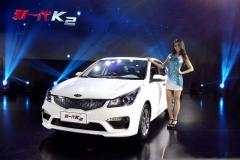 起亚K2换代后韩系车能否制霸A0级轿车市场