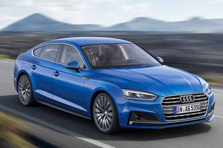上汽奥迪正式成立 将国产A5/A7等多款新车