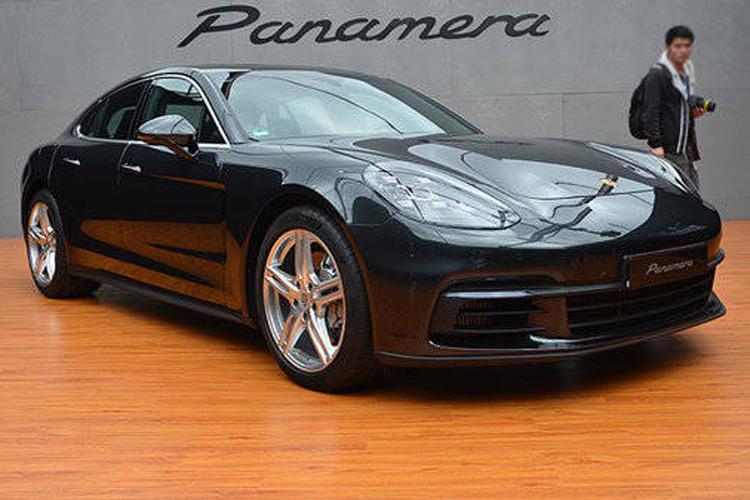 保时捷Panamera增3款低价车 狂降37.7万