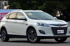 纳智捷新款SUV将上市 售11.98-20.08万