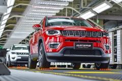 国产Jeep指南者下线 广州车展将发布