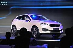 长城汽车旗下豪华SUV品牌WEY正式发布