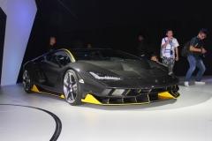 兰博基尼品牌之夜举行 两款新车亮相