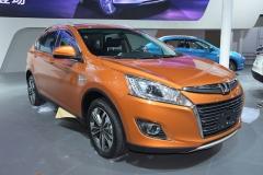 纳智捷小SUV搭PSA动力 明年下半年发布