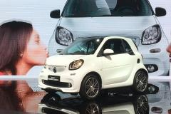 smart推两款新车型 售22.8-23.8万元
