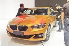 宝马1系运动轿车全球首发 新潮玩物