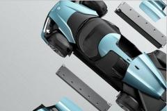 蔚来电动SUV即将量产 PK特斯拉Model X