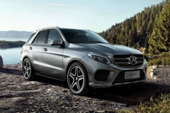 奔驰新款GLE上市 售价77.80-119.80万元