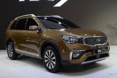 起亚新车计划曝光 KX7于2017年3月上市