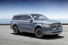 林肯将推全新一代Navigator 底特律车展发布