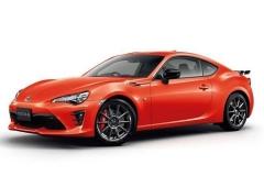 丰田86太阳橙版官图曝光 明年3月将首发