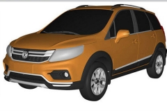 风行SUV景逸X3将推新款 外观设计大改