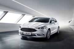 智能配置大幅升级、增加混动车型 2017款福特新蒙迪欧上市