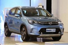 东风风神SUV阵容翻倍 AX5本月将上市