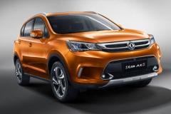 东风风神新SUV-AX5动力曝光 增1.6升引擎