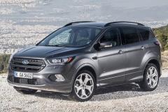 福特新款翼虎海外售价公布 或明年初上市