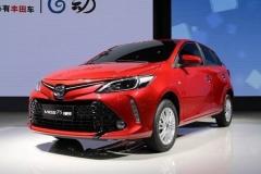 丰田锋势或明年3月上市 两种动力配置