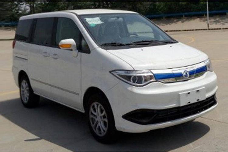 郑州日产纯电动MPV 可续航190公里