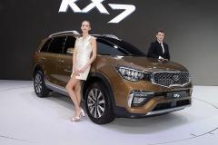 起亚国产旗舰SUV将上市 三种动力配置