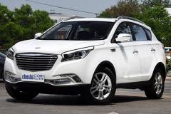 华泰将推多款纯电动SUV 每公里不到1毛