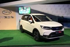 共享奇瑞造车平台 开瑞新品牌冲20万辆