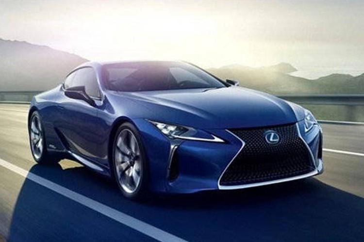 雷克萨斯打造新后驱平台 将推6款新车