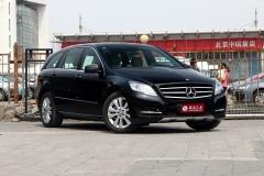 奔驰R级臻藏版上市 售59.8-78.8万元