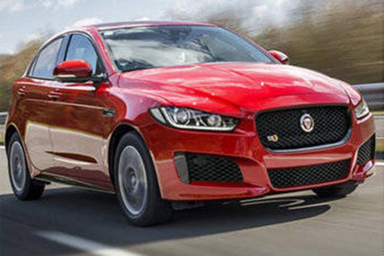 捷豹全新轿车将在华国产 竞争奥迪A3