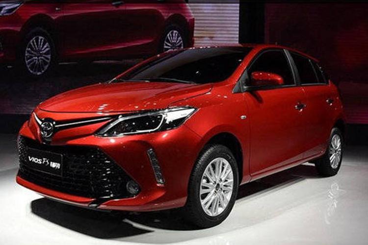 丰田新小型车搭1.3L引擎 综合油耗5.2L
