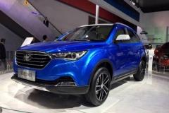 奔腾X40将于2017年3月上市 定位小型SUV