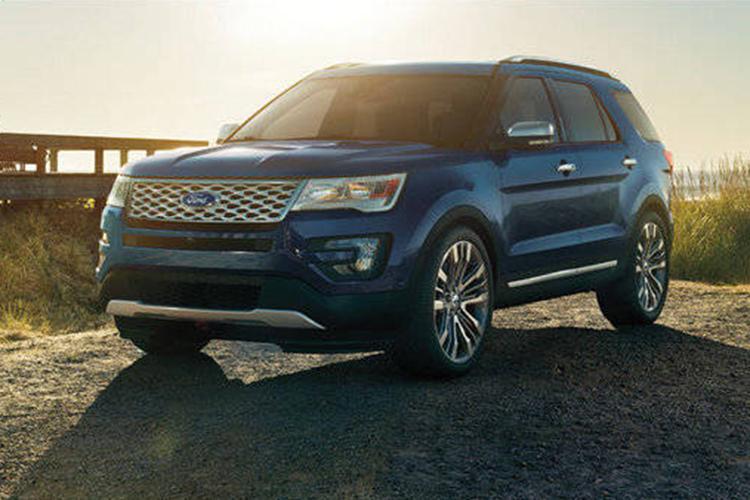 福特在华销量超去年同期 SUV表现强劲