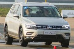途观L于1月15日上市 先期推3动力共7款车