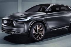 英菲尼迪推新一代QX50 底特律车展首发