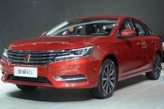 荣威i6明年4月上市 首款互联网轿车