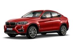 2017款宝马X6上市 售83.80-113.80万元