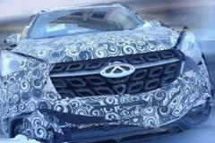 奇瑞conceptβ量产车 瑞虎5换代
