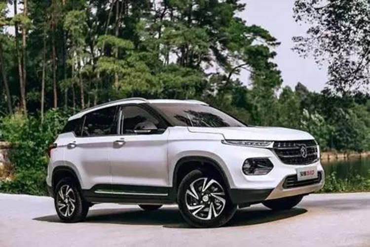 宝骏510预售6万不到 小型SUV要炸锅